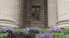 L'eglise de la Madeleine, Paris, France, Europe Stock Footage