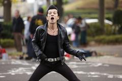 Rockabilly japanese dancer Kuvituskuvat
