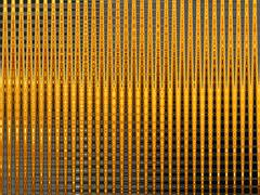 golden abstract background - stock illustration