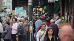 San Francisco Chinatown 02 Stock Footage