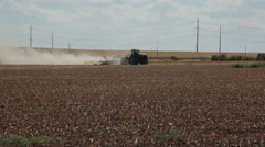 Drought agriculture Stock Footage