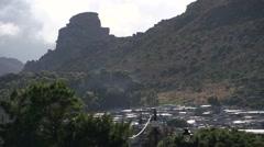 Imizamu Yethu,Informal settlement,Cape Town Stock Footage