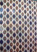 Intricate iznik mosaic tile work Stock Photos