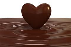 Stock Illustration of chocolate
