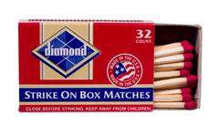 Stock Photo of stick matches