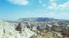 Cappadocia 4k Time Lapse,  Sky, Clouds, blue sky Stock Footage