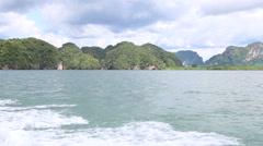 azure water sea - stock footage