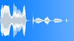 Invalid password 1 - voice anna - british female Sound Effect
