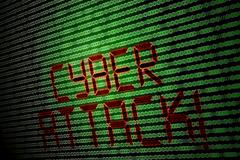 Cyber attack Piirros