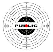 Stock Illustration of public