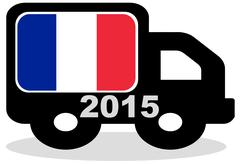 2015 lorry france Piirros