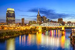 Nashville, tennessee, usa Stock Photos