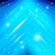 Stock Illustration of blue background with sparkle