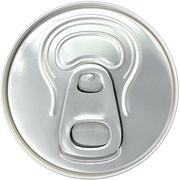 Drink can top Stock Illustration