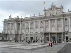 Royal Palace. Related clips are in my portfolio in 1920x1080. Stock Footage