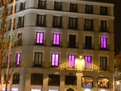 Shooting in Madrid. Related clips are in my portfolio in 1920x1080. Stock Footage