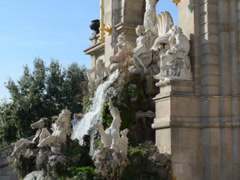 Shooting in Barcelona. Related clips are in my portfolio in 1920x1080. Stock Footage