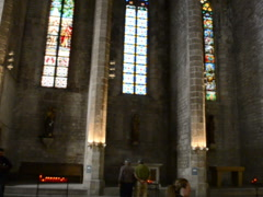 Gothic cathedral. Related clips are in my portfolio in 1920x1080. Stock Footage