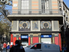 Architecture of Barcelona. Related clips are in my portfolio in 1920x1080. Stock Footage
