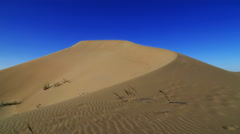 Badain Jaran Desert Stock Footage
