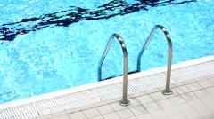 Swimming Pool 1 Stock Footage