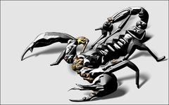 Scorpion Stock Illustration