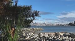 Modern City Skyline - Vancouver - 16 Stock Footage