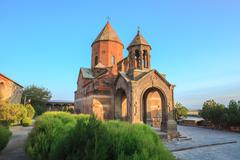 Stock Photo of monastery of khor virap