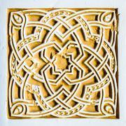 arab tiles - stock photo