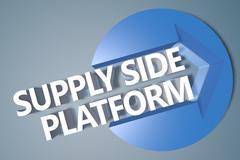 Stock Illustration of supply side platform
