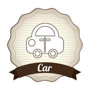 transport graphic design , vector illustration - stock illustration
