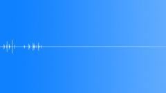 Pebble Button - sound effect