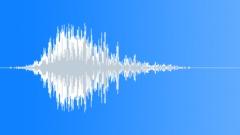 Whoosh Designed Delayed Slow Down CRFX 186 Sound Effect