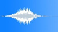 Whoosh Designed Modulating Tonal CRFX 228 Sound Effect