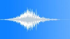 Whoosh Designed Modulating Tonal CRFX 229 - sound effect