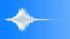 Whoosh Designed Short Buzzy CRFX CRFX 259 Sound Effect