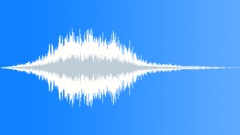 Whoosh Designed Windy CRFX 274 Sound Effect