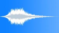 Whoosh Designed Windy CRFX 279 Sound Effect