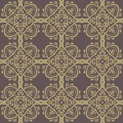 Orient Seamless Vector Pattern. Abstract Background Stock Illustration