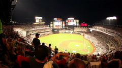 Citi Field, New York Mets Stock Footage