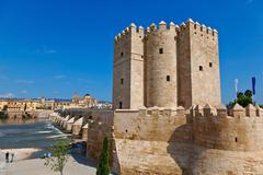 spain, andalusia, cordoba - stock photo