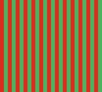 seamless christmas stripe pattern - stock illustration