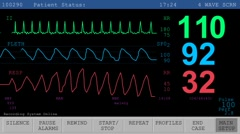 Heart Rate Monitor Stock After Effects