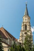 Church of Saint Michael Stock Photos