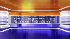 Virtual Studio - HD LOOP 247 - stock footage