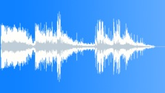Long Landslide With Rocks - 12 - sound effect