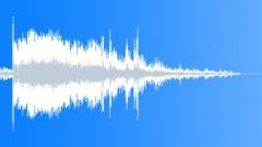 Thunder With Lightning Strike - 3 - sound effect