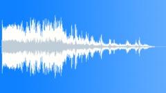 Thunder With Lightning Strike - 5 - sound effect