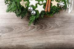 Advent wreath Stock Photos