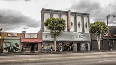 Fox Theater Hollywood Kuvituskuvat